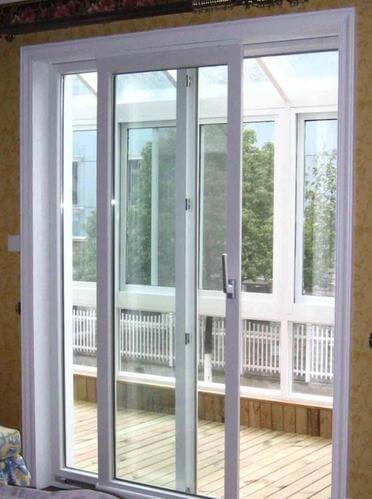 Door and frames in Plastic profiles