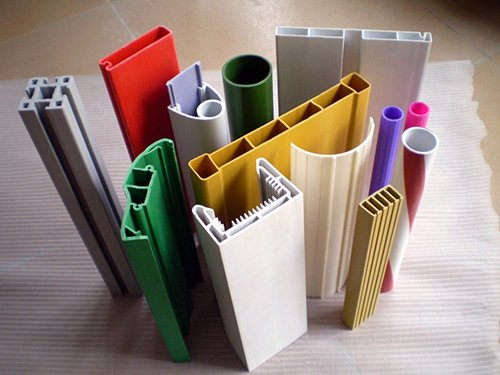 PVC Profiles and strip