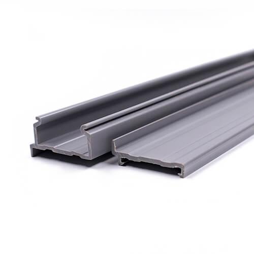 flat plastic strip