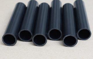 PE black pipe