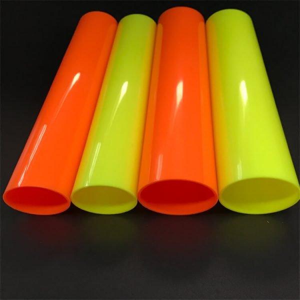 Color PVC plastic Tubing