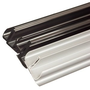 extruded plastic profiles PVC