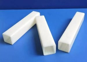 extruded square PVC Tube