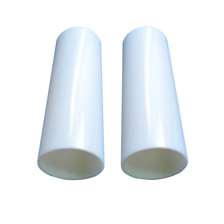 Extruded White color PE Pipe