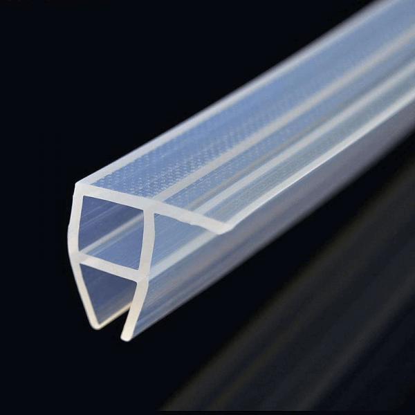 transparent PVC extrusion profiles