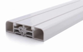 PVC plastic doors and windows