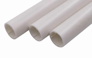 plastic extrusion round pipe