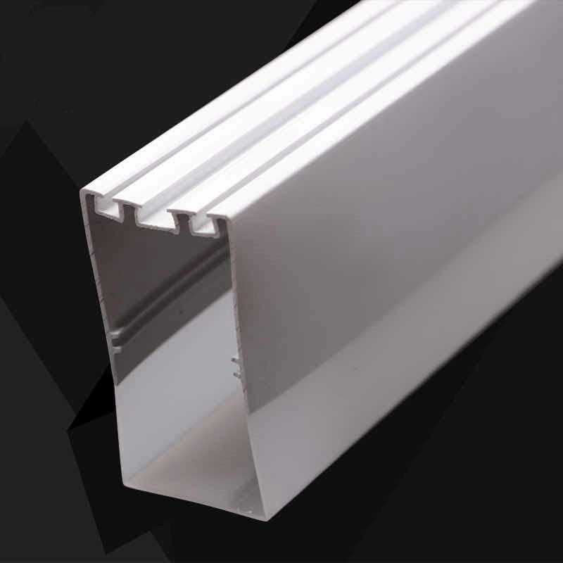 extruded plastic channel