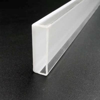 PVC co-extrusion profiles