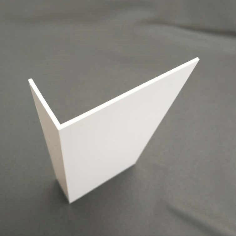Plastic L Channel Edging