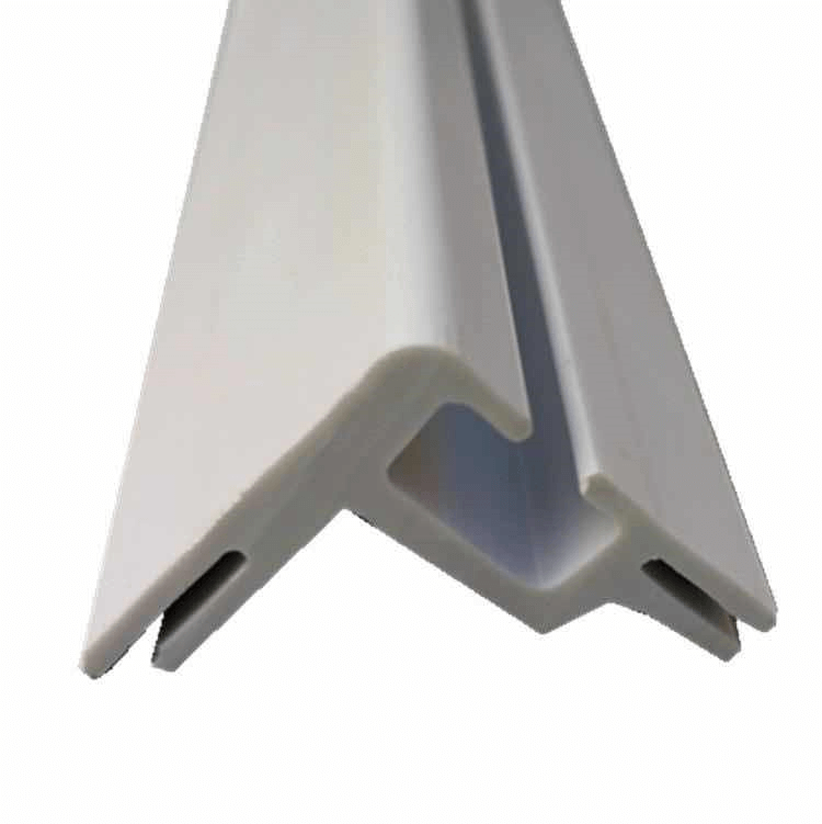 Engineering plastic profile