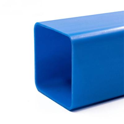 rectangular plastic tubing