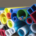 two color PC tube