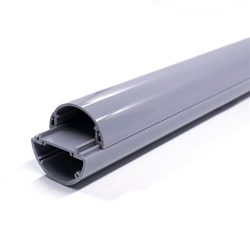 PVC cylindrical profile