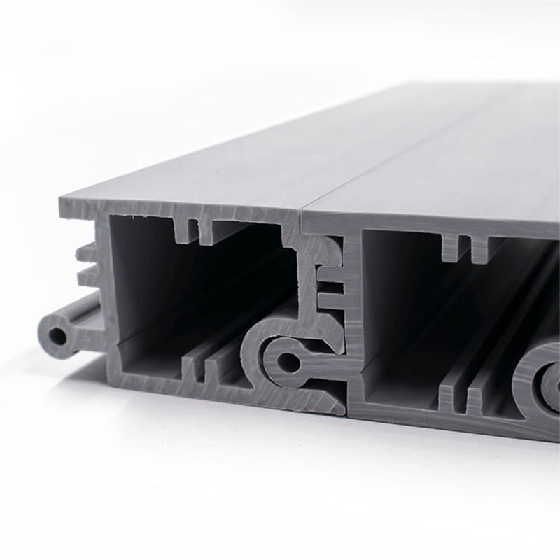 pvc rolling door profiles