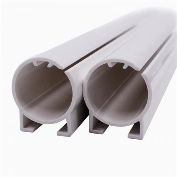 Extruded fiberglass PVC Profiles