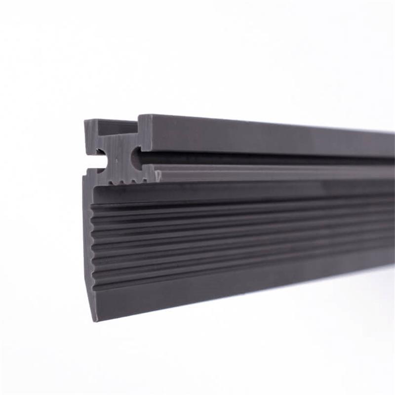 PVC pedal connection profile