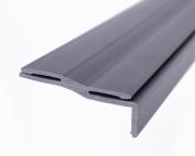 Angle plastic trim