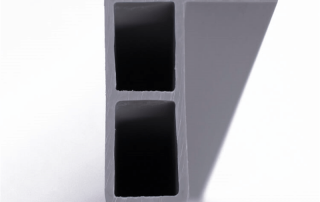 PVC extrusion plastics