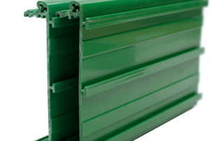PVC+ ABS alloy Extrusion Profiles