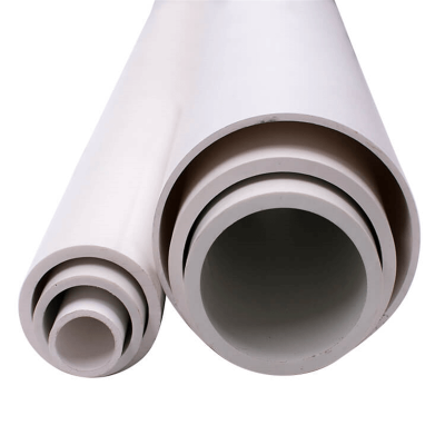 plastic extruded pipes