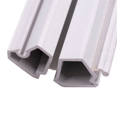 extruded plastic profile
