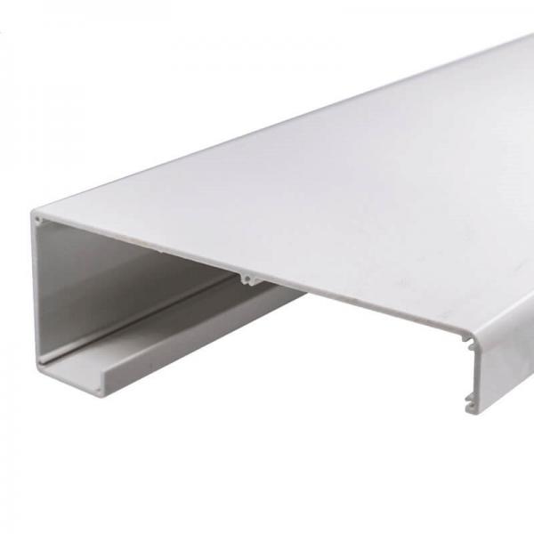 L shaped PVC profile extrusion