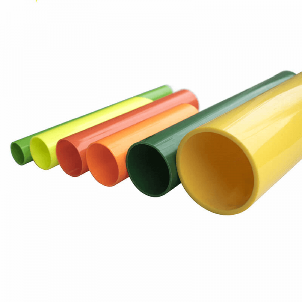 Color rigid ABS Tubing or Pipe