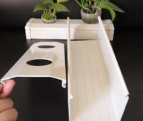 vertical farming PVC hydroponics channel