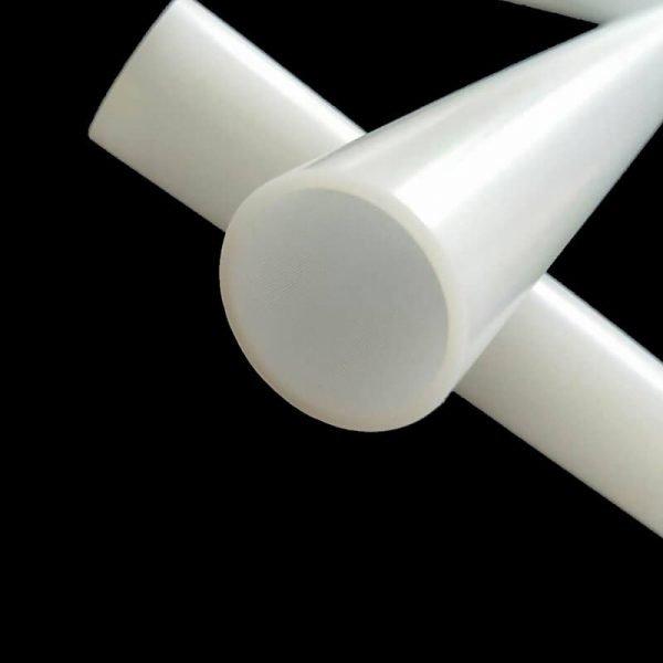 Milky white Acrylic tubing
